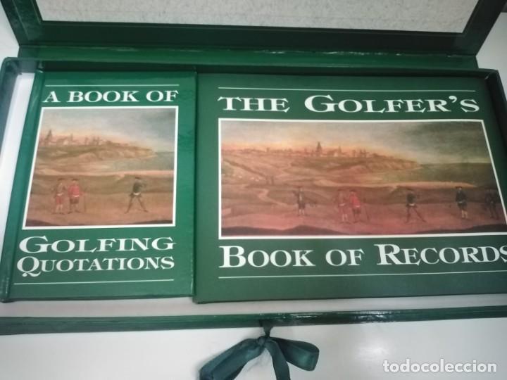 Coleccionismo deportivo: Caja regalo Golf Lovers - Foto 2 - 257376825