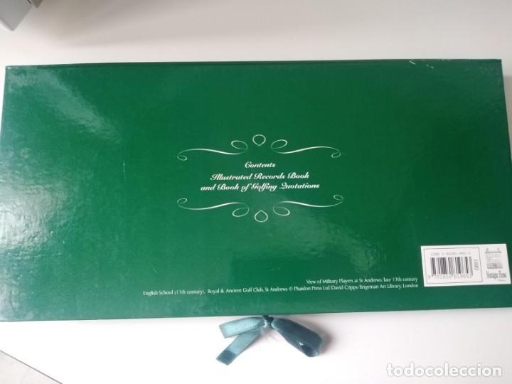 Coleccionismo deportivo: Caja regalo Golf Lovers - Foto 4 - 257376825