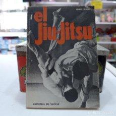 Coleccionismo deportivo: EL JIU-JITSU - EDITORIAL DE VECCHI. Lote 258067970