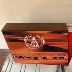 Coleccionismo deportivo: LOTE DE 3 LIBROS DEL DAKAR. Lote 259722680
