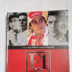 Coleccionismo deportivo: F1 1950/2010 UNA LEYENDA DE 60 AÑOS FÓRMULA 1. Lote 259994075