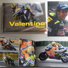Coleccionismo deportivo: VALENTINO ROSSI LIBRO CON MUCHAS FOTOS - PILOTO DE MOTO GP MOTOCICLISMO DEPORTE FOTOGRAFÍAS ÍDOLO 46. Lote 260344365