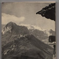 Coleccionismo deportivo: F.E.M. FEDERACION ESPAÑOLA MONTAÑISMO. ANUARIO 1959. Lote 261358620
