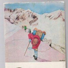 Coleccionismo deportivo: F.E.M. FEDERACION ESPAÑOLA MONTAÑISMO. ANUARIO 1969. Lote 261363070
