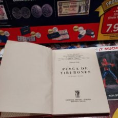 Coleccionismo deportivo: PESCA DE TIBURONES......FRANCOIS POLI....1958.... Lote 261567835