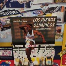 Coleccionismo deportivo: LOS JUEGOS OLÍMPICOS..UNA ILUSIÓN UNIVERSAL...1988..... Lote 261683315