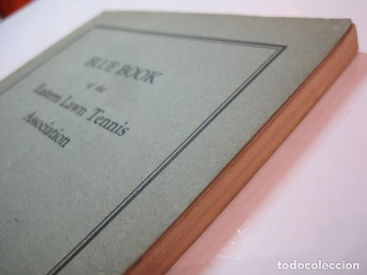 Coleccionismo deportivo: BLUE BOOK OF THE EASTERN LAWN TENNIS ASSOCIATION-LIBRO AÑO 1927-VER FOTOS-(V-22.746) - Foto 5 - 261836010