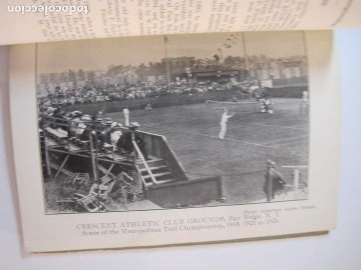 Coleccionismo deportivo: BLUE BOOK OF THE EASTERN LAWN TENNIS ASSOCIATION-LIBRO AÑO 1927-VER FOTOS-(V-22.746) - Foto 23 - 261836010
