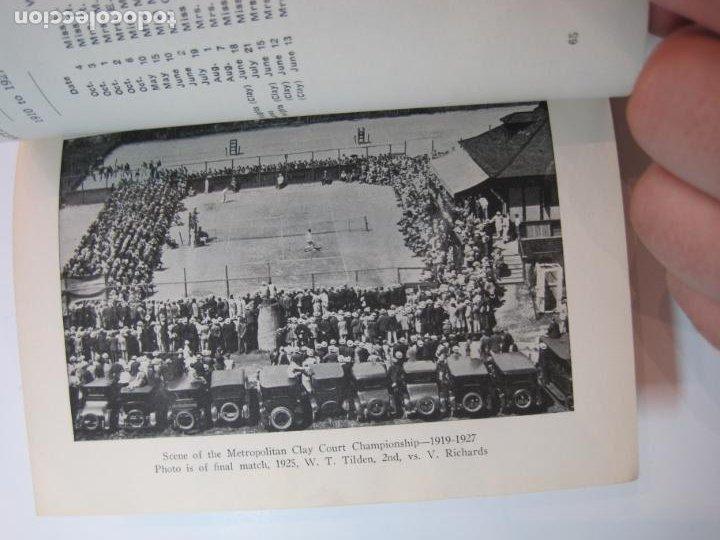 Coleccionismo deportivo: BLUE BOOK OF THE EASTERN LAWN TENNIS ASSOCIATION-LIBRO AÑO 1927-VER FOTOS-(V-22.746) - Foto 25 - 261836010