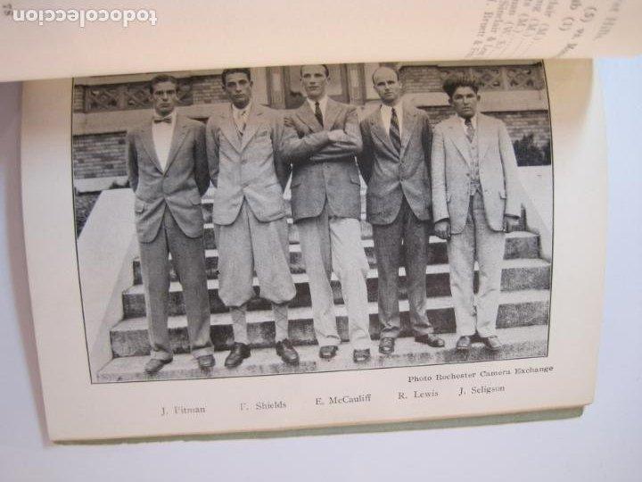 Coleccionismo deportivo: BLUE BOOK OF THE EASTERN LAWN TENNIS ASSOCIATION-LIBRO AÑO 1927-VER FOTOS-(V-22.746) - Foto 26 - 261836010