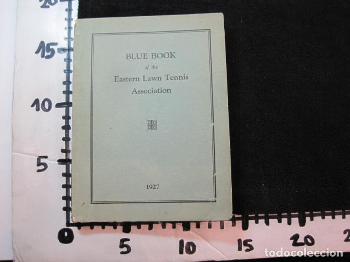 Coleccionismo deportivo: BLUE BOOK OF THE EASTERN LAWN TENNIS ASSOCIATION-LIBRO AÑO 1927-VER FOTOS-(V-22.746) - Foto 31 - 261836010