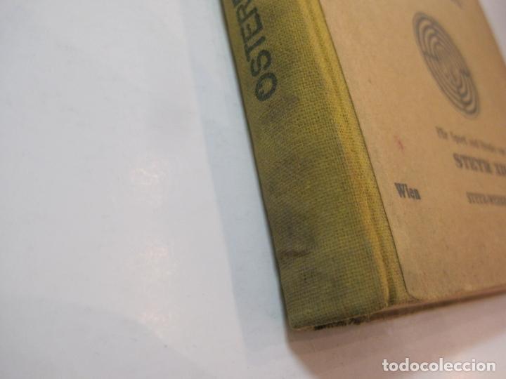 Coleccionismo deportivo: ÖSTERREICHISCHES TENNIS JAHRBUCH-LIBRO AÑO 1929-ANUARIO DE TENIS AUSTRIA-VER FOTOS-(V-22.747) - Foto 5 - 261836860
