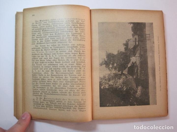 Coleccionismo deportivo: ÖSTERREICHISCHES TENNIS JAHRBUCH-LIBRO AÑO 1929-ANUARIO DE TENIS AUSTRIA-VER FOTOS-(V-22.747) - Foto 21 - 261836860