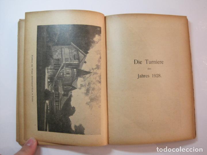 Coleccionismo deportivo: ÖSTERREICHISCHES TENNIS JAHRBUCH-LIBRO AÑO 1929-ANUARIO DE TENIS AUSTRIA-VER FOTOS-(V-22.747) - Foto 23 - 261836860