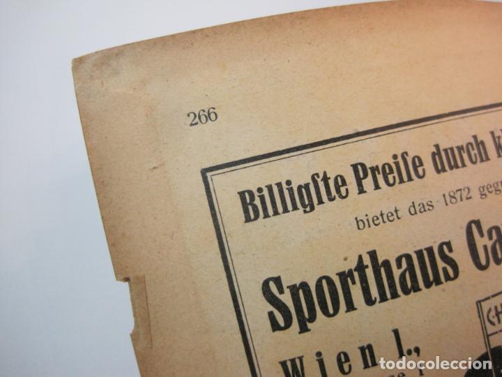 Coleccionismo deportivo: ÖSTERREICHISCHES TENNIS JAHRBUCH-LIBRO AÑO 1929-ANUARIO DE TENIS AUSTRIA-VER FOTOS-(V-22.747) - Foto 31 - 261836860