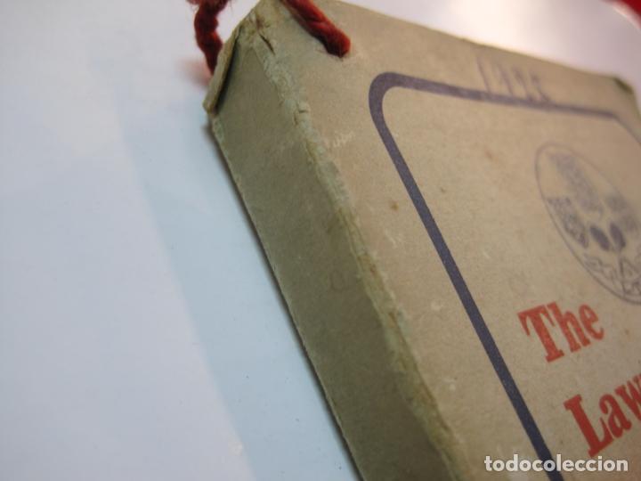 Coleccionismo deportivo: THE LAWN TENNIS ASSOCIATIONS ANNUAL HANDBOOK-LIBRO AÑO 1928-VER FOTOS-(V-22.749) - Foto 3 - 261840630