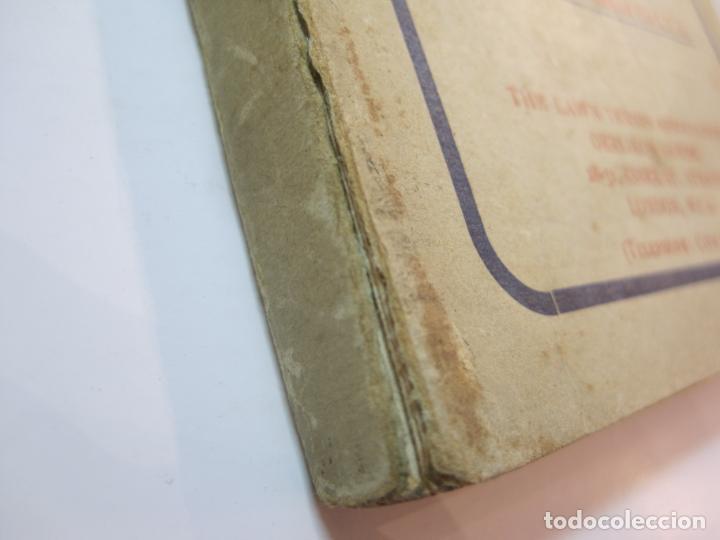 Coleccionismo deportivo: THE LAWN TENNIS ASSOCIATIONS ANNUAL HANDBOOK-LIBRO AÑO 1928-VER FOTOS-(V-22.749) - Foto 5 - 261840630