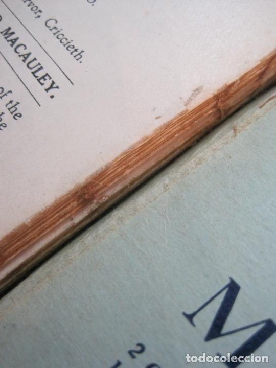 Coleccionismo deportivo: THE LAWN TENNIS ASSOCIATIONS ANNUAL HANDBOOK-LIBRO AÑO 1928-VER FOTOS-(V-22.749) - Foto 33 - 261840630