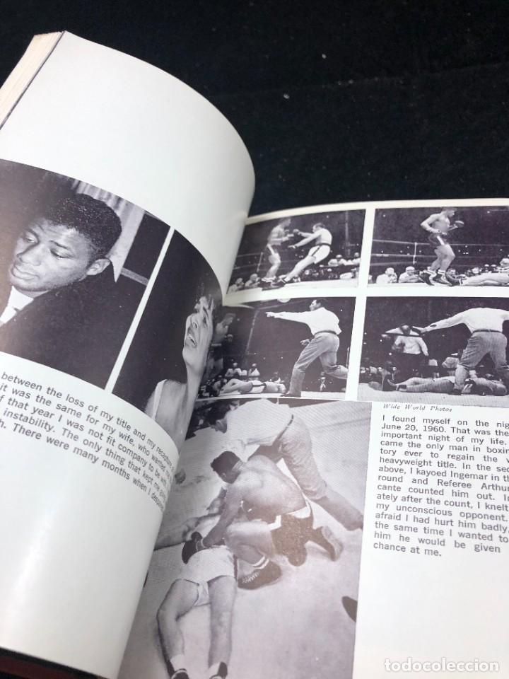 Coleccionismo deportivo: Boxeo: Victory Over Myself. Floyd Patterson, 1961 1ª edición. en inglés. Ilustrado - Foto 9 - 262434495