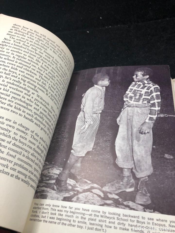 Coleccionismo deportivo: Boxeo: Victory Over Myself. Floyd Patterson, 1961 1ª edición. en inglés. Ilustrado - Foto 10 - 262434495
