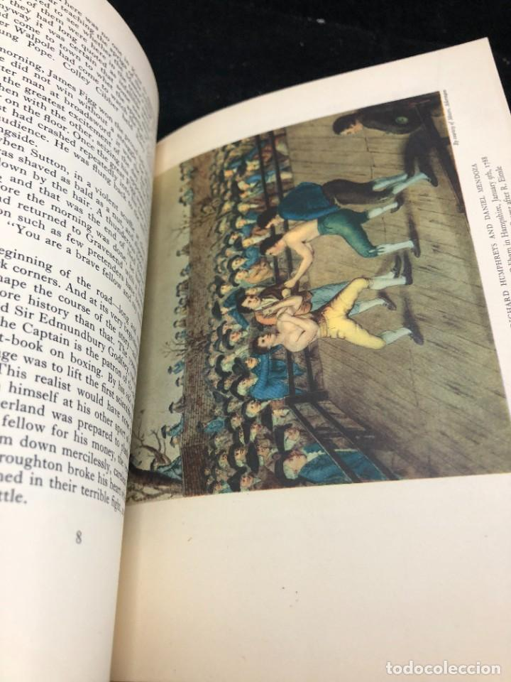 Coleccionismo deportivo: Boxeo: British Boxing: Denzil BATCHELOR. Published by Collins (1948) en inglés. Ilustrado - Foto 9 - 262436190
