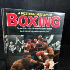 Coleccionismo deportivo: BOXEO: A PICTORIAL HISTORY OF BOXING, 1989. SAM ANDRE; NAT FLEISCHER, ILUSTRADO. EN INGLÉS.. Lote 262611700