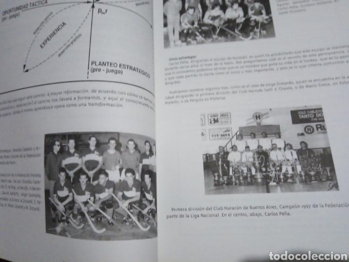 Coleccionismo deportivo: Libro historia del Hockey sobre Patines de Argentina - Foto 3 - 263102180