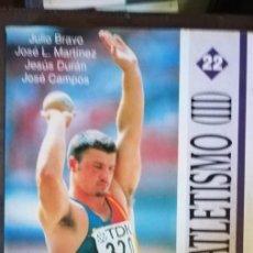 Coleccionismo deportivo: ATLETISMO III LANZAMIENTOS.. Lote 263136550