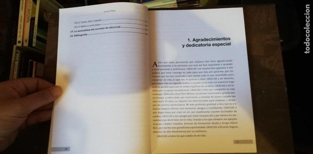 Coleccionismo deportivo: La preparación en el corredor de Montaña. - Tadeo Rodriguez, Enrique. 2014 - Foto 3 - 263137025