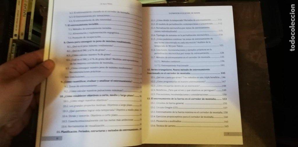 Coleccionismo deportivo: La preparación en el corredor de Montaña. - Tadeo Rodriguez, Enrique. 2014 - Foto 6 - 263137025