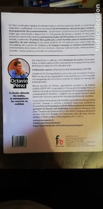 Coleccionismo deportivo: La preparación en el corredor de Montaña. - Tadeo Rodriguez, Enrique. 2014 - Foto 7 - 263137025