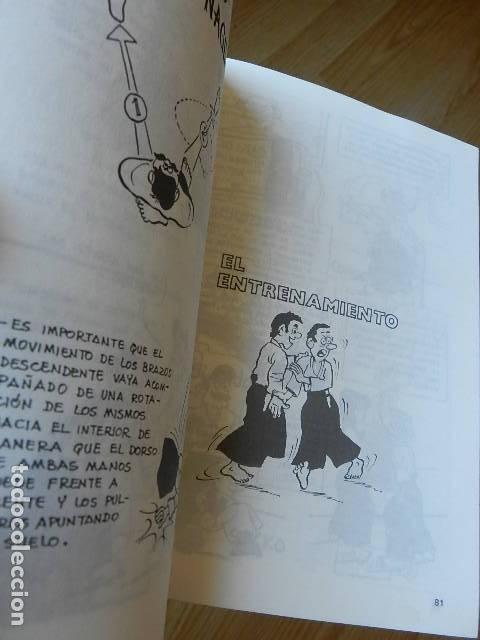 Coleccionismo deportivo: APUNTES DE AIKIDO J.S. NADAL ALBIAC Shodan Editorial Alas año 1994 - Foto 5 - 263190595