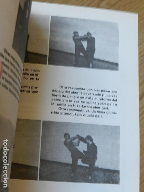 Coleccionismo deportivo: NINJA historias y técnicas de los guerrilleros feudales Juan A LOPEZ CRESPO Editorial Alas año 1986 - Foto 4 - 263191065