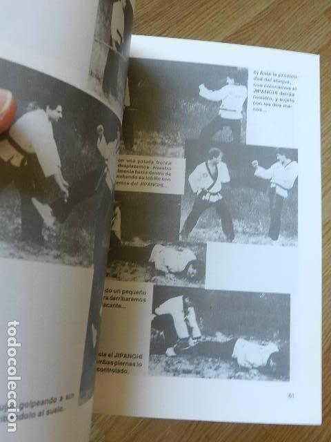 Coleccionismo deportivo: JIPANGHI-SUL Arma tradicional Coreana Francisco López Merz Editorial Alas año 1989 - Foto 4 - 263191980