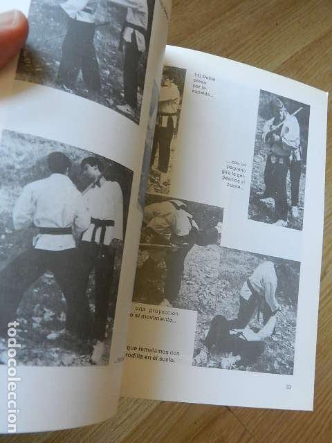 Coleccionismo deportivo: JIPANGHI-SUL Arma tradicional Coreana Francisco López Merz Editorial Alas año 1989 - Foto 5 - 263191980
