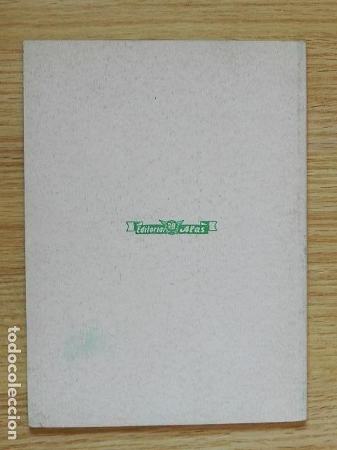 Coleccionismo deportivo: CURSO COMPLETO ISOMÉTRICO SIN PESAS Salud ejercicio 12 sencillas lecciones Peytibi Alas año 1981 - Foto 2 - 263193025