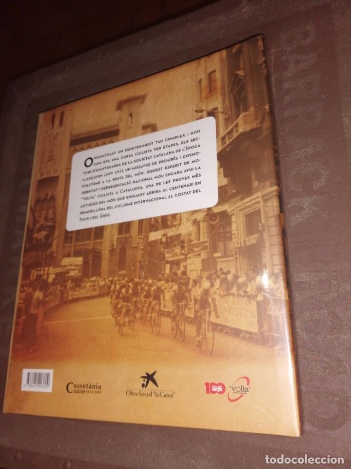 Coleccionismo deportivo: Rafael vallbona, Volta a Catalunya 1911-2011 un segle desport I país - Foto 2 - 264106910