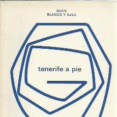 Coleccionismo deportivo: VICENTE JORDAN HERNANDEZ-TENERIFE A PIE.BLANCO Y AZUL,2.1985.. Lote 265559509
