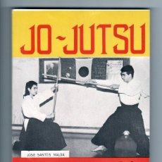 Coleccionismo deportivo: JO-JUTSU EN COMIC - JOSÉ SANTOS NALDA - EDITORIAL ALAS - 1986 - 1ª EDICIÓN. Lote 266419713