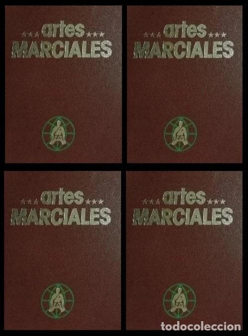 Coleccionismo deportivo: ARTES MARCIALES. COMPLETA 4 TOMOS. KARATE. JUDO. AIKIDO. FULL CONTACT. KUNG FU. KENDO. - Foto 3 - 266832849