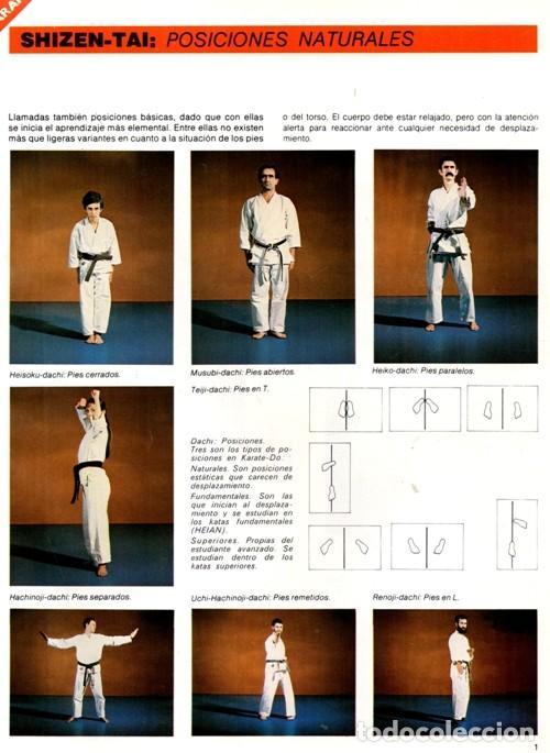 Coleccionismo deportivo: ARTES MARCIALES. COMPLETA 4 TOMOS. KARATE. JUDO. AIKIDO. FULL CONTACT. KUNG FU. KENDO. - Foto 4 - 266832849
