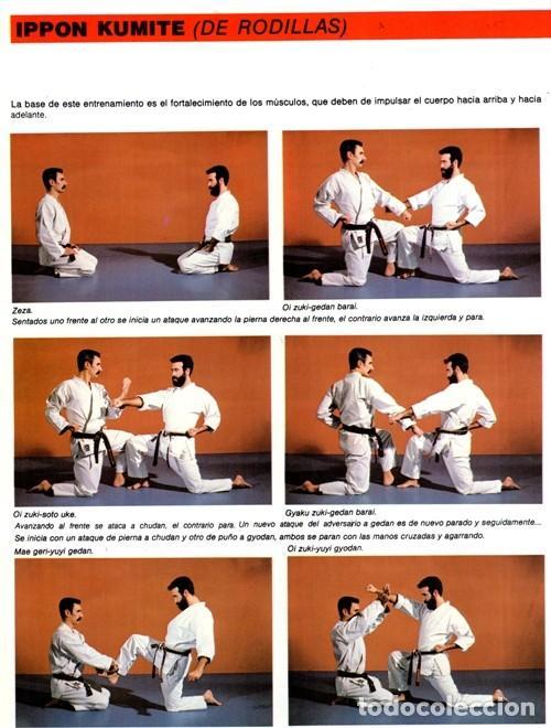 Coleccionismo deportivo: ARTES MARCIALES. COMPLETA 4 TOMOS. KARATE. JUDO. AIKIDO. FULL CONTACT. KUNG FU. KENDO. - Foto 13 - 266832849