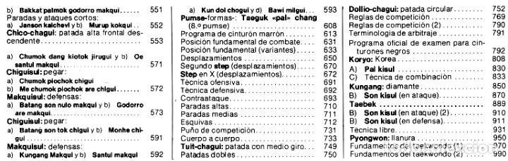 Coleccionismo deportivo: ARTES MARCIALES. COMPLETA 4 TOMOS. KARATE. JUDO. AIKIDO. FULL CONTACT. KUNG FU. KENDO. - Foto 23 - 266832849