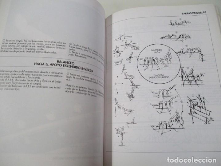 """Coleccionismo deportivo: VV. AA. Gimnasia Deportiva: """"De la escuela…a las asociaciones deportivas"""". RM70105. - Foto 3 - 50298903"""