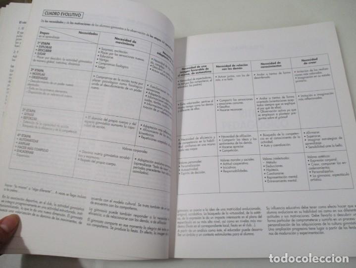 """Coleccionismo deportivo: VV. AA. Gimnasia Deportiva: """"De la escuela…a las asociaciones deportivas"""". RM70105. - Foto 5 - 50298903"""
