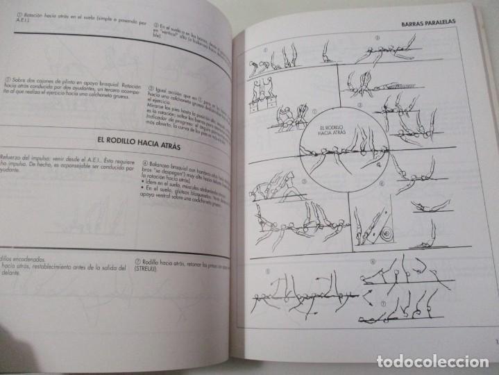 """Coleccionismo deportivo: VV. AA. Gimnasia Deportiva: """"De la escuela…a las asociaciones deportivas"""". RM70105. - Foto 6 - 50298903"""