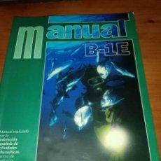 Coleccionismo deportivo: MANUAL BUCEADOR 1 ESTRELLA.EST11B5. Lote 267565684