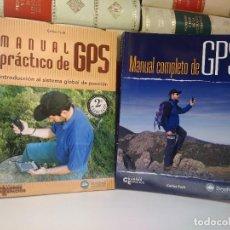 Coleccionismo deportivo: MANUAL PRÁCTICO DE GPS. INTRODUCCIÓN AL SISTEMA GLOBAL DE... MANUAL COMPLETO DE GPS. PUCH, CARLOS. Lote 268914619