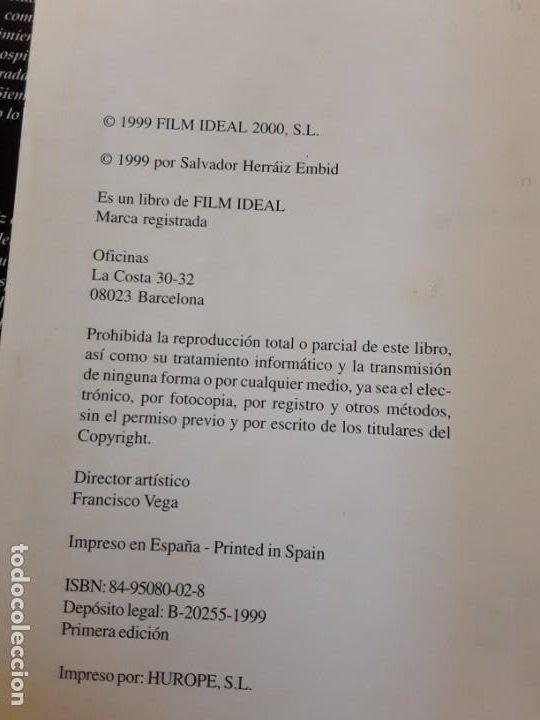 Coleccionismo deportivo: Karate, mucho más que un deporte. Salvador Herráiz. Único en tc, raro. Artes marciales - Foto 2 - 268726024