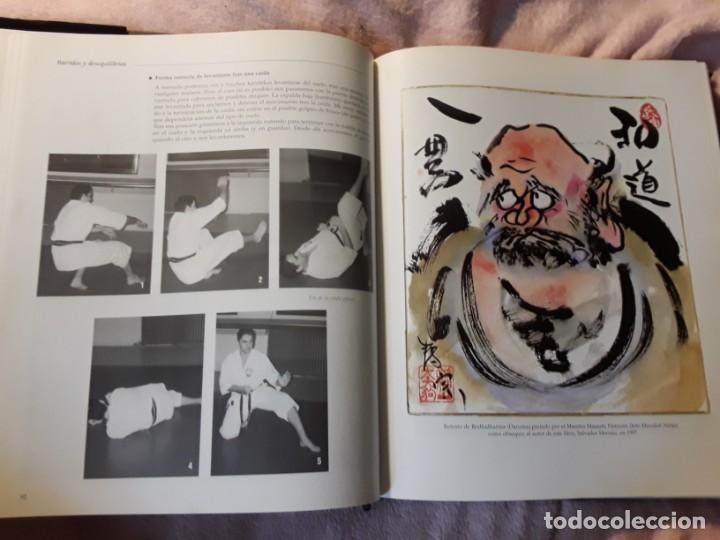 Coleccionismo deportivo: Karate, mucho más que un deporte. Salvador Herráiz. Único en tc, raro. Artes marciales - Foto 5 - 268726024